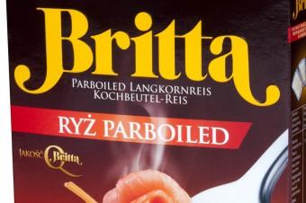 Ryż Parboiled marki Britta – sekret udanych dań