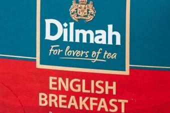 Nowe opakowanie herbat Dilmah