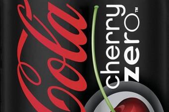 Coca-Cola Cherry Zero Cukru dostępna na polskim rynku
