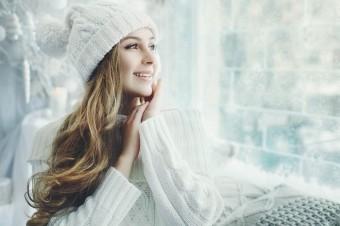 Zimowe kosmetyki