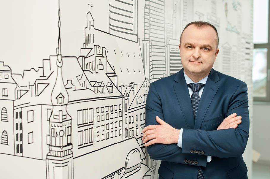 Marek Lipka o trendach convenience