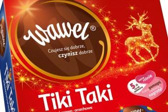 Poczuj magię świąt dzięki słodyczom Wawel