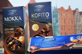 Kawa i czekolada nad Motławą