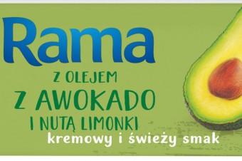 Awokado, kokos i orzech włoski – tak smakuje nowa Rama!