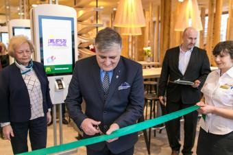 400 restauracja McDonald's otwarta w Mrągowie!
