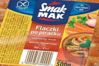Bezglutenowe Flaczki po piracku, czyli propozycja na zimowe popołudnia od marki SmakMAK