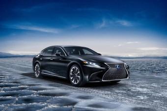 Nowy Lexus LS i Takumi
