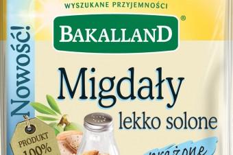 Orzechowe nowości od Bakalland