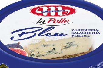 Ser la Polle Bleu z niebieską szlachetną pleśnią