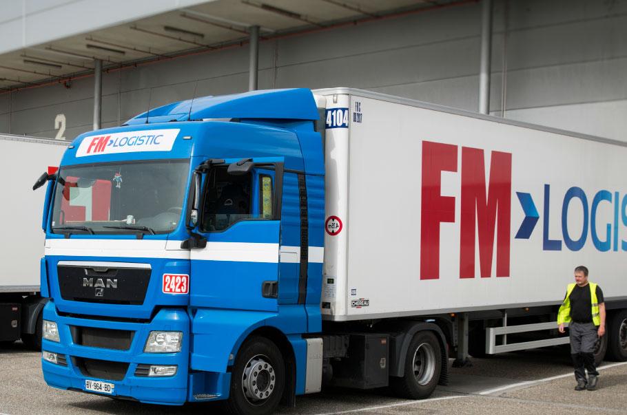 FM LOGISTIC Operator logistyczny roku 2017