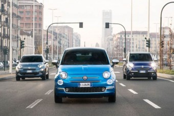 Rodzina 500 Mirror - najlepiej skomunikowana ze światem gama Fiata już dostępna w Europie