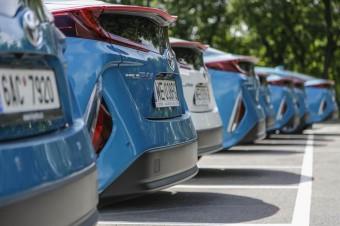 Toyota zacznie budować magazyny energii z baterii samochodowych