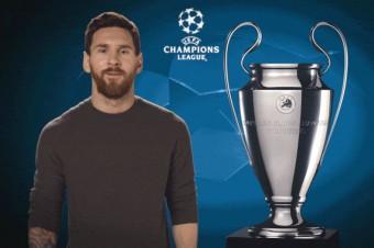 PepsiCo przedłuża partnerstwo z Ligą Mistrzów UEFA