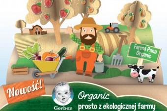 Ruszyła kampania Gerber Organic