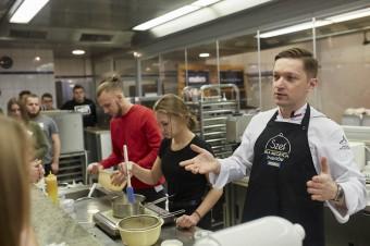 Mikser Kulinarny w słodkim wydaniu: foto- i wideorelacja