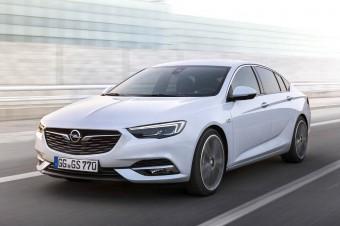 Opel Insignia zdobywa tytuł Auto Lider 2017