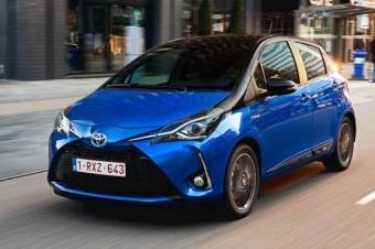 Toyota Yaris ulubionym samochodem Polaków