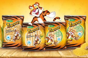 Chrupki kukurydziane Tygryski z kolejnym potwierdzeniem jakości