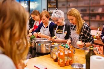 Finalistka Top Chefa gotowała z Victorią Cymes