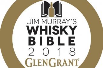 """Whisky Glen Grant nagrodzona w tegorocznej edycji kompendium """"Whisky Bible"""""""