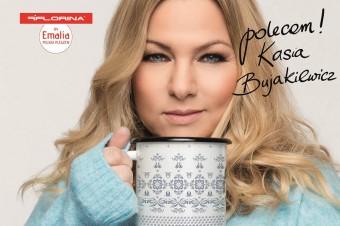 Katarzyna Bujakiewicz ambasadorką marki Florina by Emalia Pleszew