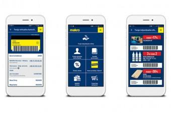 Nowe funkcjonalności w aplikacji mobilnej MAKRO Polska