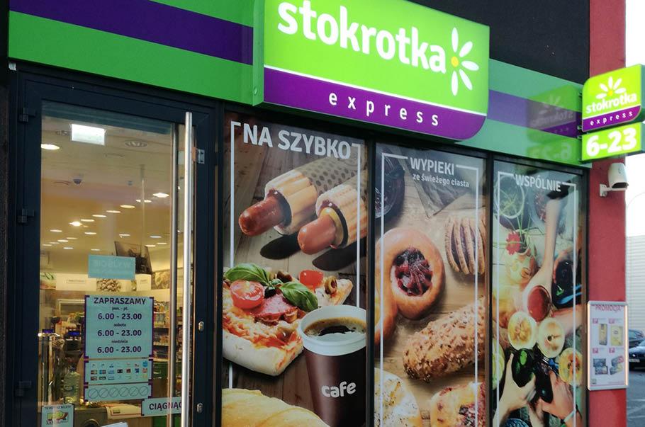 Wzrost sprzedaży w sklepach Stokrotka
