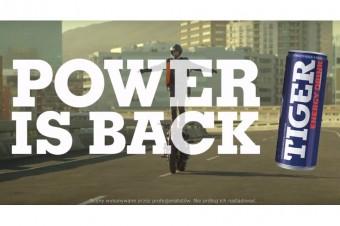 Powrót energii w nowej kampanii TIGERA