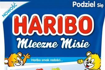 Mleczne Misie od HARIBO