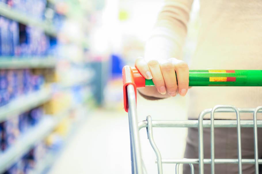 Trendy sprzedaży w sklepach małoformatowych w lutym