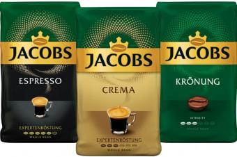 Nowa oferta kaw ziarnistych Jacobs