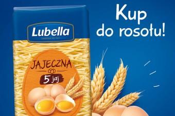 Lubella Jajeczna – makaron, jak domowy!
