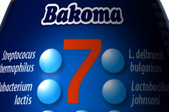 7 kultur bakterii - nowość od Bakoma dla każdego!