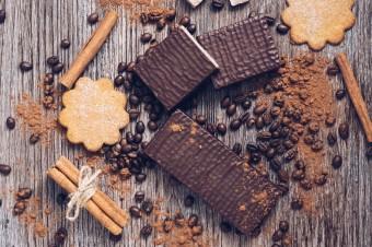Wafelki, batoniki i ciasteczka