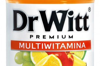 DrWitt Multiwitamina w kampanii radiowej
