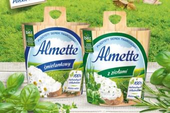 Almette - 100 % naturalnych składników, 100% przyjemności!