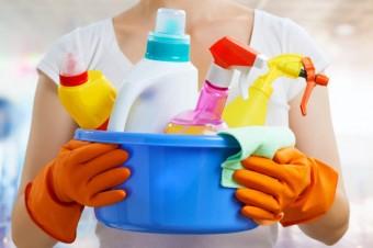 Specjalistyczne środki czyszczące