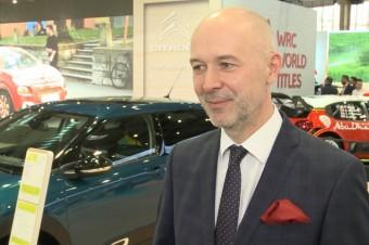 Citroën chce w tym roku sprzedać w Polsce 17,5 tys. aut