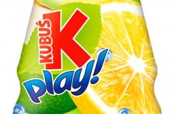 Kubuś – Play! Woda&Owoce bez dodatku cukru