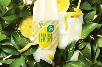 Lemon Lemon® od 7UP – nowa, bardzo bardzo cytrynowa lemoniada z bąbelkami od PepsiCo