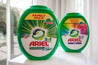 Rewolucja w praniu: Ariel 3w1 POD - wygodnie, szybko, efektywnie