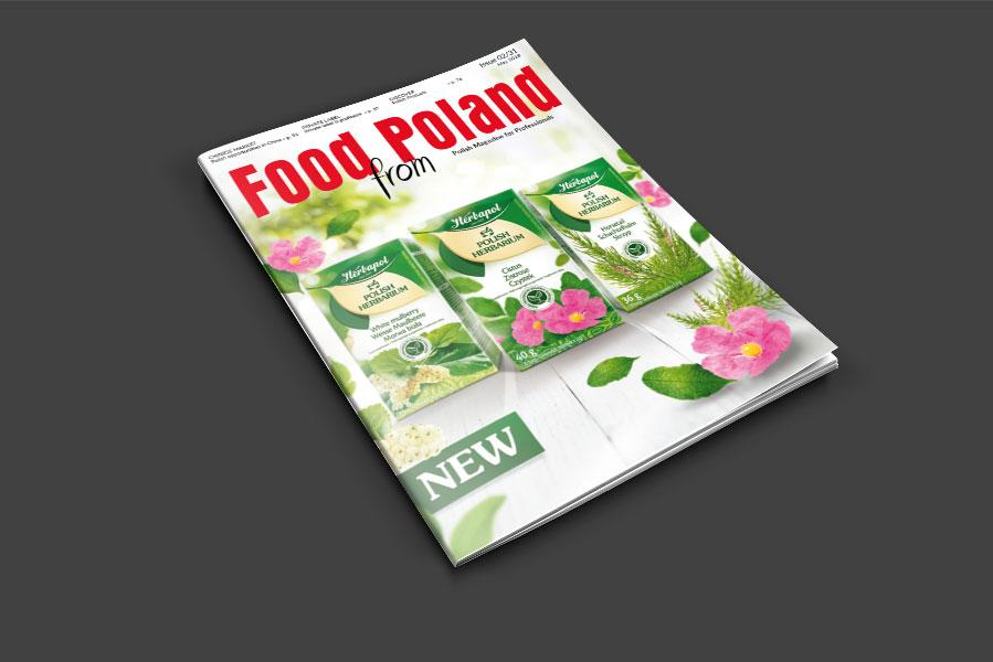 Już jest nowy numer Food from Poland!