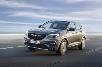 Opel Grandland X debiutuje z nowej generacji silnikiem Diesla 1.5