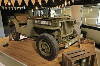 Jeep Adventure - niezwykła wystawa marki Jeep® w MotorVillage Champs-Elysées w Paryżu