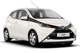 Nowa Toyota AYGO od 36 900 zł