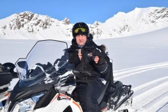 Batony BOSSMAN na Spitsbergenie