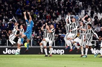 Jeep i Juventus wspólnie pod włoską flagą świętują zwycięstwo 2017-2018