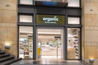 Zrewitalizowany lokal Organic Farma Zdrowia w CH Złote Tarasy już otwarty