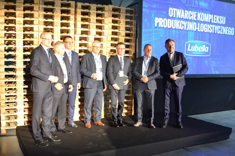 Lubella uruchomiła nowoczesny kompleks produkcyjny i centrum logistyczne o wartości 130 mln zł