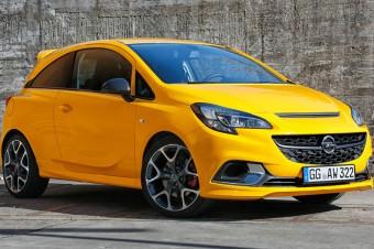 Opel Corsa GSi z nowym zespołem napędowym zapowiada dużo radości z jazdy